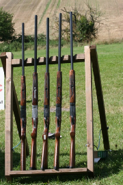 Wylye Clay Shooting - Gun 1